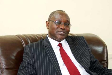 File image of Kisii Governor James Ongwae