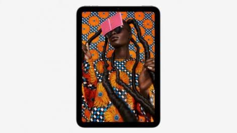 Photograph from Thandiwe Muriu's Camo series featured during the Apple Event on Tuesday September 14, 2021