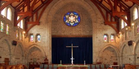 Nairobi Church Reportedly Built by Freemasons