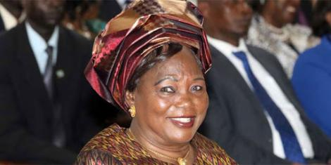 A file image of Mama Ngina
