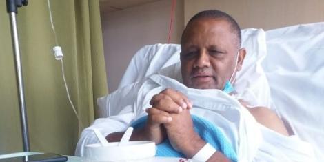 Veteran anchor Badi Muhsin in hospital after surgery in 2020