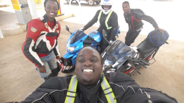 Motorcycle Ride from Nairobi to Arusha, Tanzania.