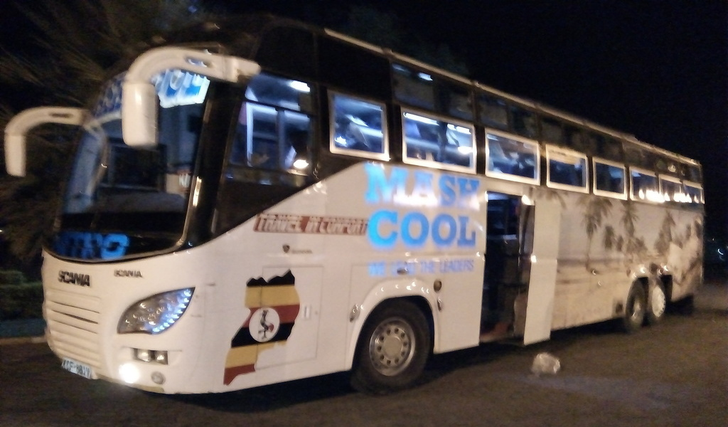 Buses from Nairobi to Kigali and Kampala Signs you are a true backpacker