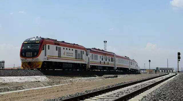 Nairobi to Mombasa Advance Train Booking Madaraka express Train