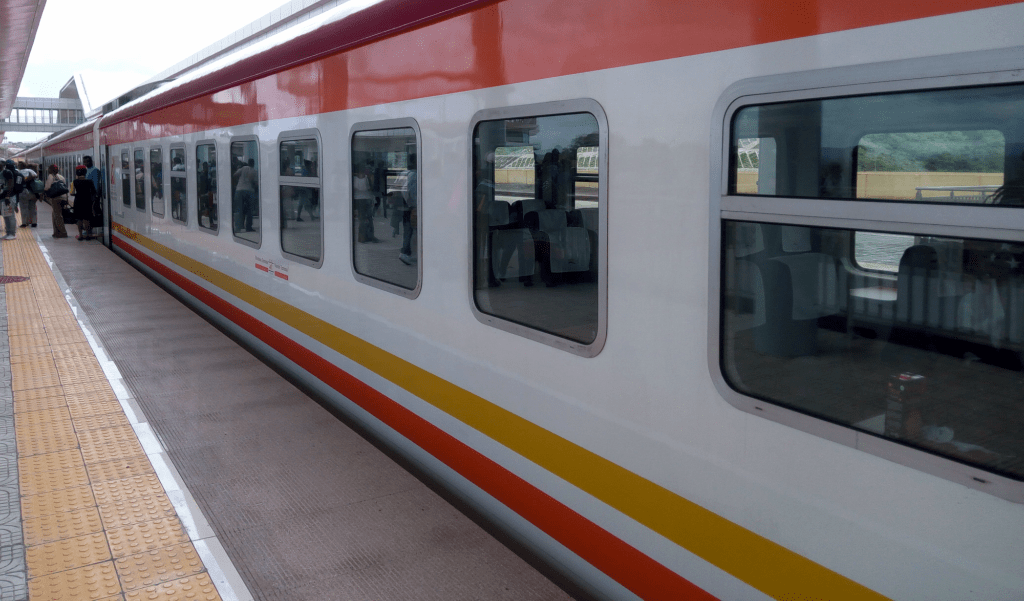 How to book Madaraka express train tickets in advance