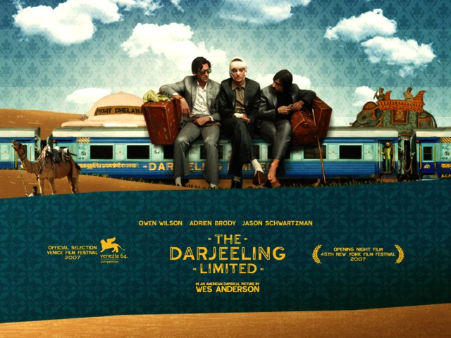 Travel Movies - The darjeeling limited