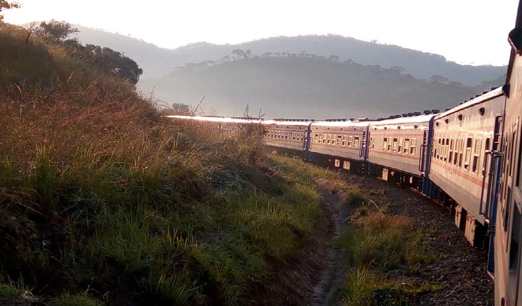 Best Travel Photos of 2017 - Mukuba Express Train Zambia featured image