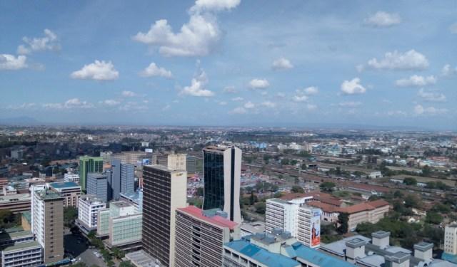 Private Nairobi City Walking Tour