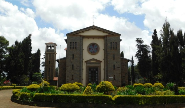 Italian War Memorial Church - The 8 Best Places to Visit in Nyeri County in One Day
