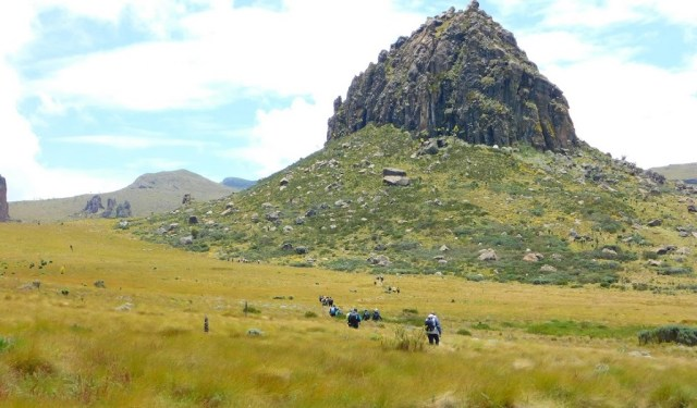 Day Trips: Mount Satima in the Aberdares Forest Range