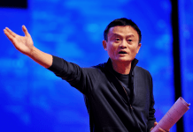 Business tycoon and Alibaba Founder Jack Ma lands in Africa for a three-day entrepreneurial visit