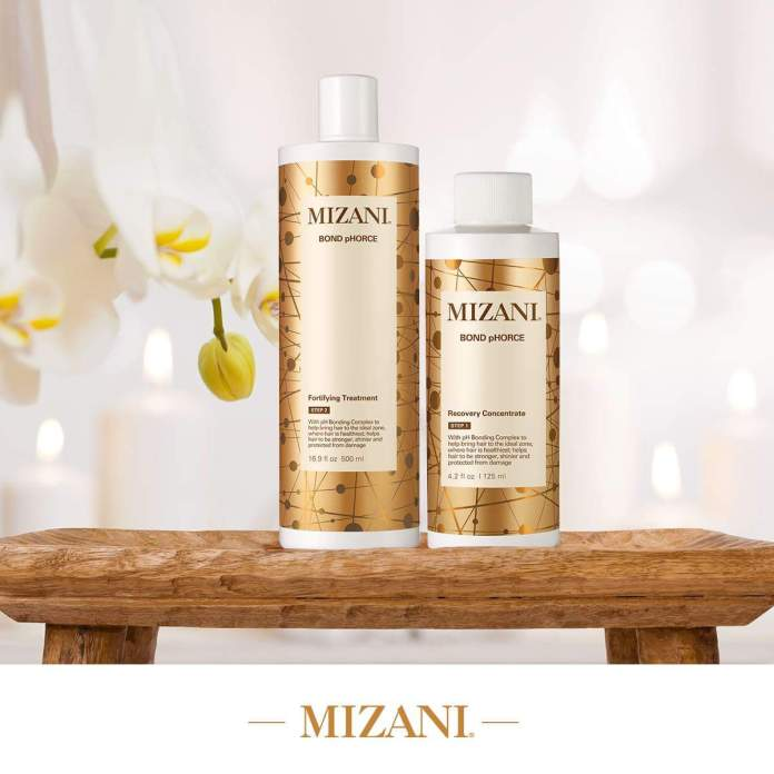 Ready To Give Your Hair Its Bounce Back Try Mizani From Loreal