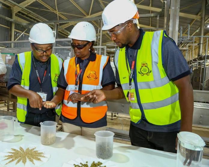 It's All Systems Go For KBL's Kshs 15 Billion Kisumu Brewery