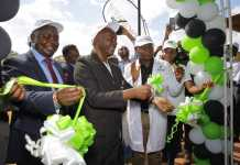 Farmers In Makueni To Get Boost As Safaricom Launches Digifarm In The Area