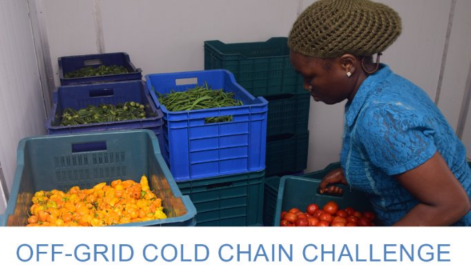 Kenyan Fresh Produce Storage Firm FreshBox, Shortlisted For International Award