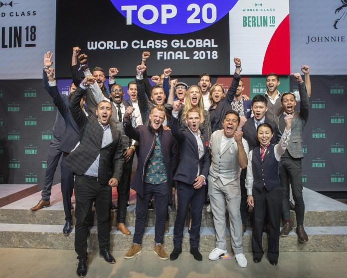 Kenya's Patrick Mutua Makes History by Cracking 2018 World Class Bartender of The Year Finals