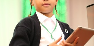 Following In The Footsteps Of The Late Professor Wangari Maathai - 8 Year Old Ellyanne Wanjiku Chlystun