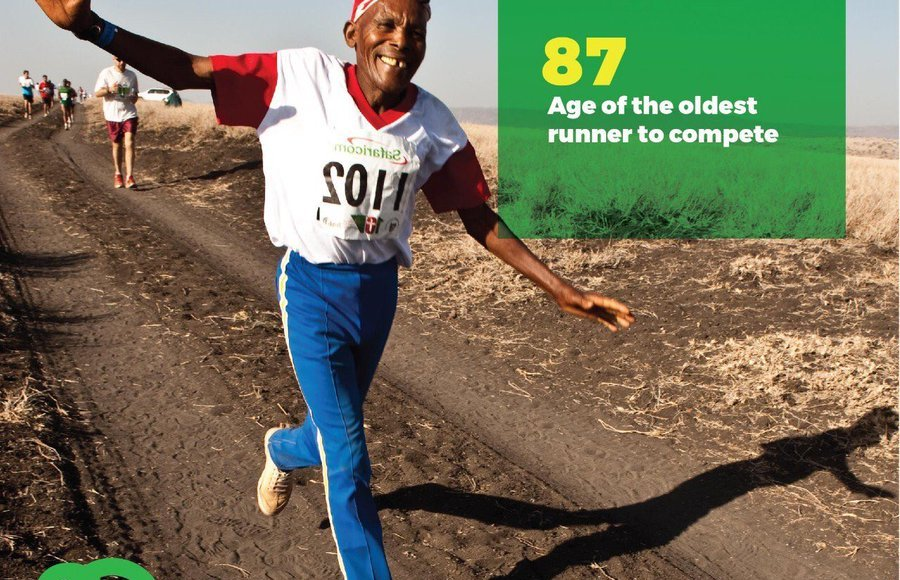20 Years Of The Safaricom Marathon