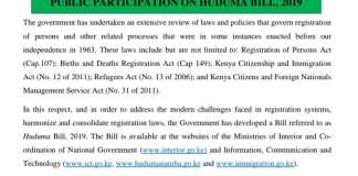 No Huduma Namba, No Public Services? Here's What You Need To Know & What You Can Do