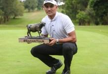 Muthaiga's Greg Snow Triumphs In Nyali's Leg Of The Safari Tour Golf Series