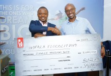Blaze By Safaricom Increases #Floodies2019 Sponsorship To Kshs 3 Million