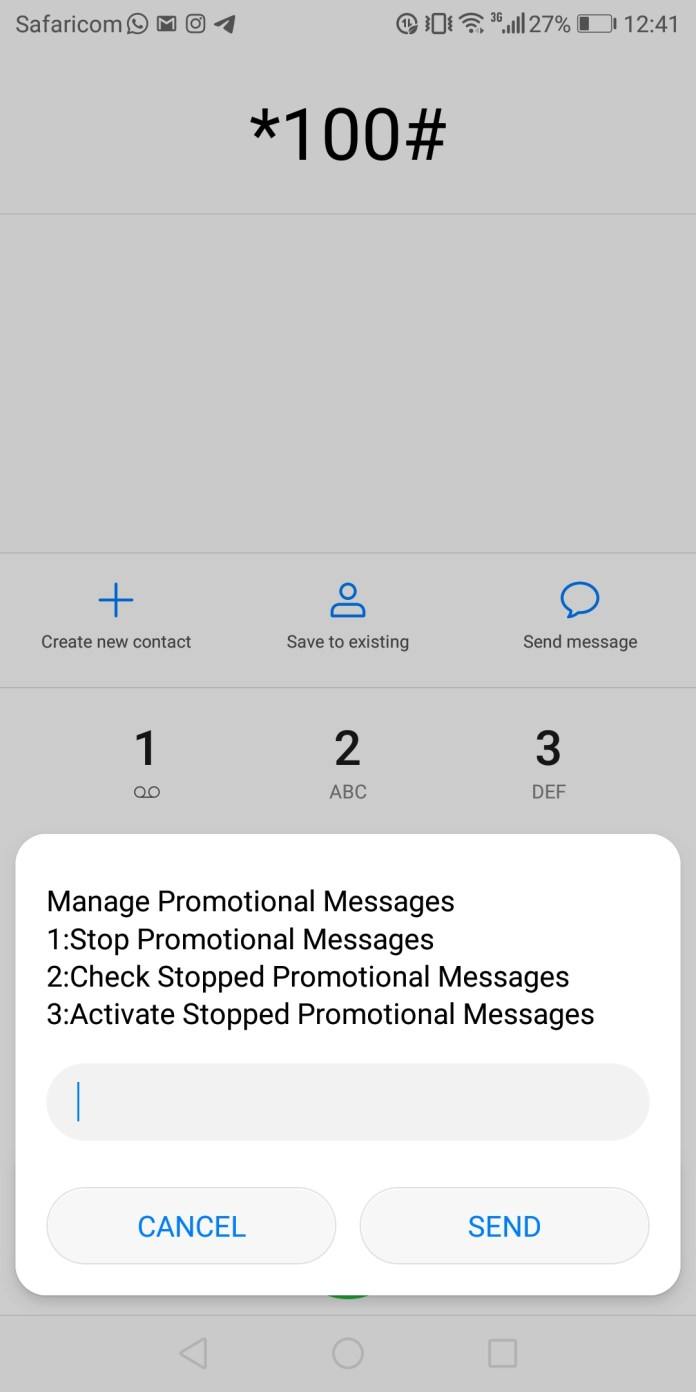 Managing Subscriptions & Unsolicited Promotional Texts