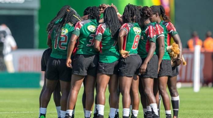 Kenya Lionesses Off To A Beautiful Start At The 2019 Rugby Africa Women's Sevens