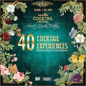 The Nairobi Cocktail Week 2019