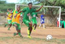 Noor Osman, MVP Of Berlin FC, Winners Of The North Eastern Regional Finals Of Chapa Dimba Na Safaricom