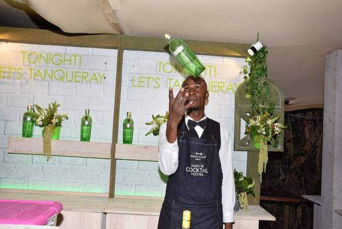 Highlights From The 2019 Nairobi Cocktail Festival