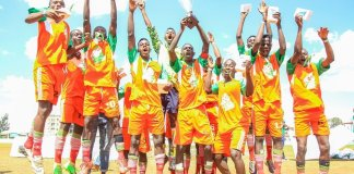 Football Is What Kept Us Alive – An Interview With South B United's coach John Mandela