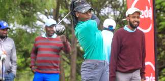 Naomi Wafula - A Golf Pro In The Making & Her Hope To Transform Lives In The Future