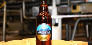 WhiteCap Lager Unveils New Redesigned Bottle