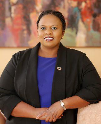 Safaricom's Sanda Ojiambo Appointed United Nations Global Compact Executive Director