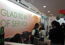 Inside Safaricom's Network Control Centre