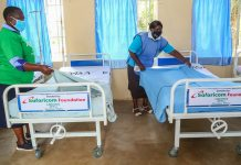 Safaricom Foundation's Ndoto Zetu Initiative Supports Health Centres Across 8 Counties With Kshs 5.7 Million Investment