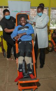 Mama Rice Centre for special needs in Kibra.