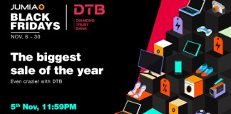 Jumia partners with DTB