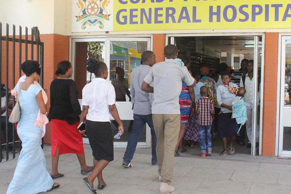 Coast Provincial General Hospital