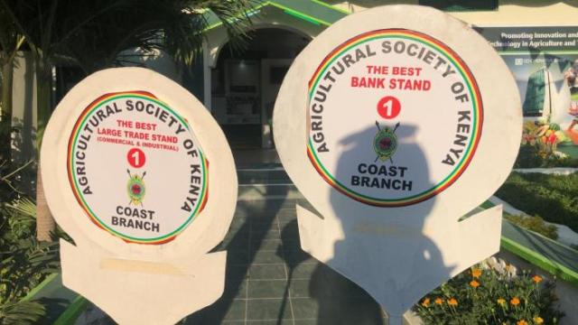 , Co-op Announced as Overall Winner in Banks Category at Mombasa Trade Fair