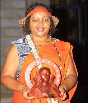 Kirinyaga Governor Anne Waiguru on Thursday, December 10