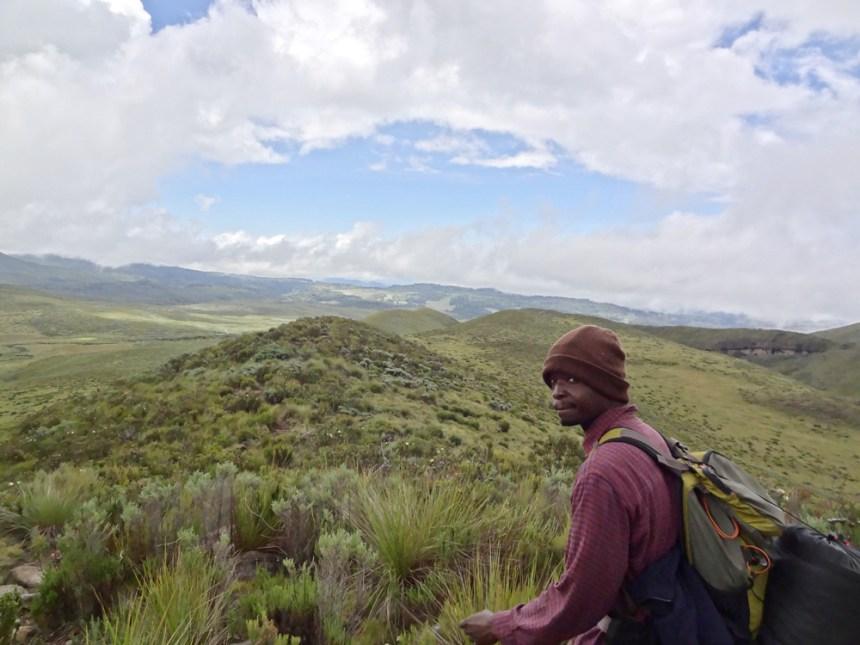 Mount Kenya Climbing - Sweeping Vistas