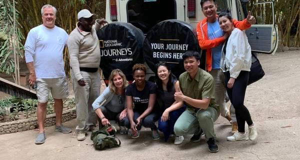 African safaris Kenya group private