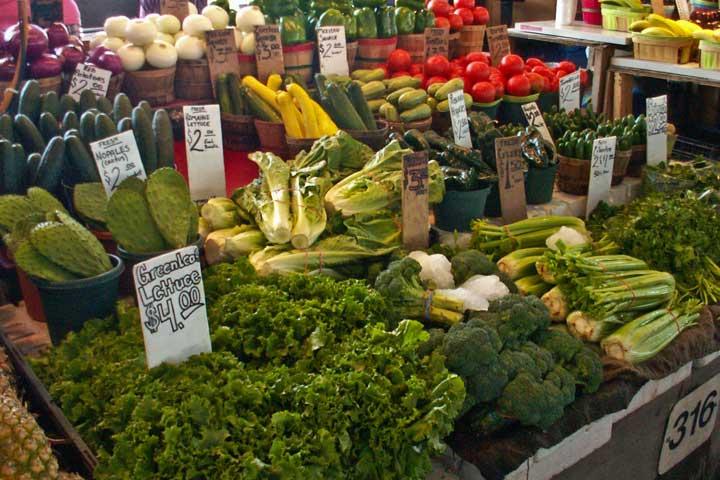 flagstaff farmers market produce