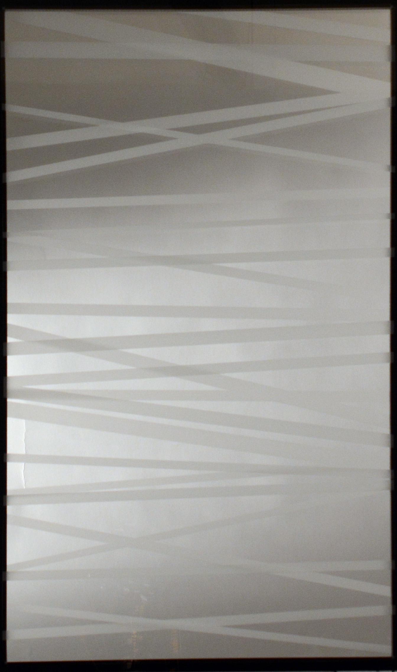 Sandblasted  Kenyons Glass