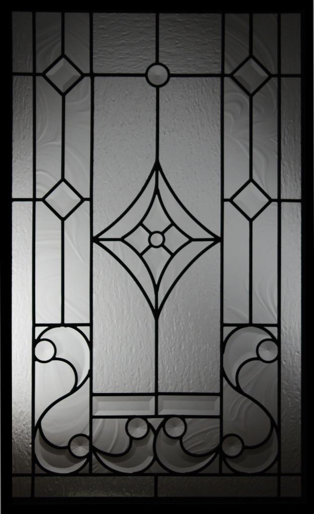 Custom Decorative Glass For Windows