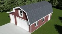 Detached Garage - 0g09 Kenzo Home Design