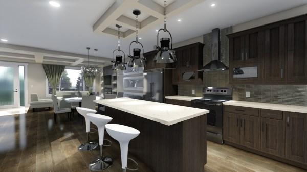 3d Realistic Renderings & Videos - Kenzo Home Designkenzo