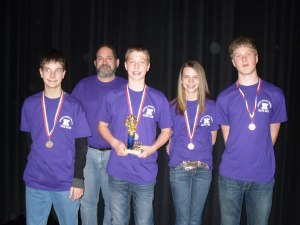 Burlington Invitational Math Bee