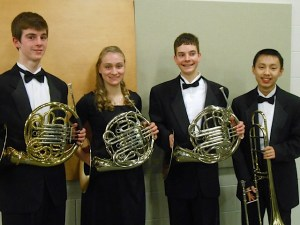 2014 S.E.I.B.A. District Honor Band